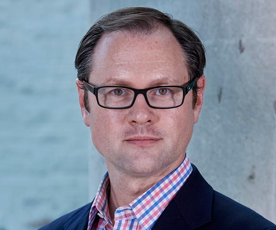 Dr. James MacKillop